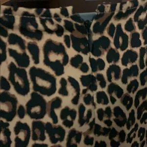 Dynamite Dresses - Dynamite leopard print dress